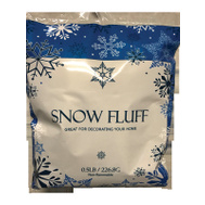 Santas Forest 81451 Snow Fluff 1/2 Pound
