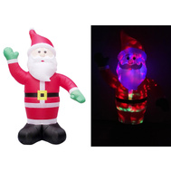 Santas Forest 90225 Inflatable 8Ft Santa