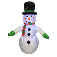 Santas Forest 90333 Snowman Inflatable 4Ft
