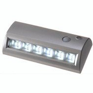 Fulcrum 20032-301 Path Light Led Silver