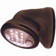 Fulcrum 20034-107 Porch Light 12 Led Bronze