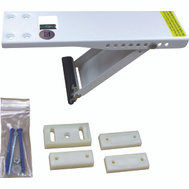Heat Controller AS080 Bracket Window Ac Up To 80 Pound