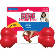 Phillips Pet 10011 Kong 7 Inch MED RED Dog Toy