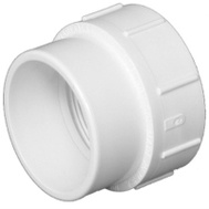 Charlotte Pipe PVC 00105  0600HA 1-1/2 Clean Out Body