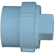 Charlotte Pipe PVC 01105X 0600HA 3 Inch Clean Out And Plug
