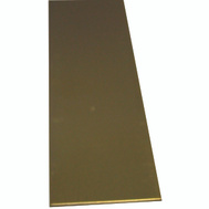 K&S Engineering 8240 0.032 X 1/4 Brass Strip