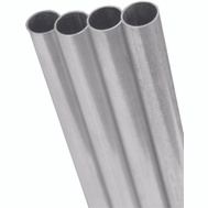 K&S Engineering 1113 1/4 Od Round Aluminum Tube