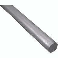 K&S Engineering 3055 1/4 Aluminum Rod