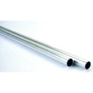 K&S Engineering 8102 1/8 Od By 12 Inch Length Aluminum Tube