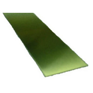 K&S Engineering 8247 0.064 By 3/4 By 12 Inch Length Brass Strip