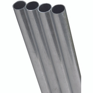K&S Engineering 87123 1/2 X.028 Round Stainless Steel Tube