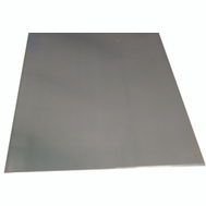 K&S Engineering 87183 0.018X6x12 Stainless Steel Sheet