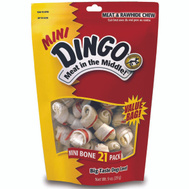 Spectrum 95001 Dingo Dingo 2.5In Mini White 21Pk 21 Pack