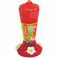 Classic Brands 38104 Stokes Feeder Hummingbird Hollyhock