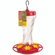 Classic Brands 38231 Stokes Feeder Hummingbird Glass