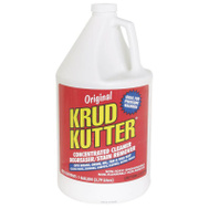 Krud Kutter KK012 Original Cleaner Degreaser Stain Remover Concentrate Gallon