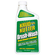 Krud Kutter BW326 Brush-Wash Brush Cleaner & Renewer 32 Ounce