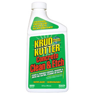 Krud Kutter CE326 32 Ounce Concrete Etch Cleaner