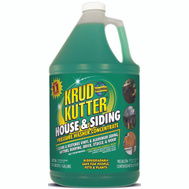 Krud Kutter HS014 House And Siding Pressure Washer Green Concentrate Gallon