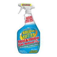 Krud Kutter MS324 Mold And Mildew Stain Remover & Blocker 32 Ounce Trigger Spray