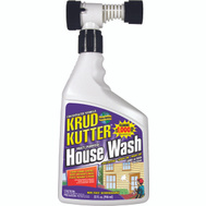 Krud Kutter HW32H4 32 Ounce Concentrate Spray House Wash