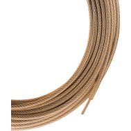 Ben Mor CS79050 Strata Clothesline Gold 50Ft
