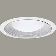 Cooper Lighting 456W Halo 6 Inch White Baffle Sloped Trim