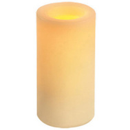 Sterno Home Inc CGT54600CR01 6 Inch Cream Battery Operated Candle