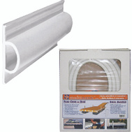 Multinautic 10510 Dock Profile Pvc 16 Foot Roll