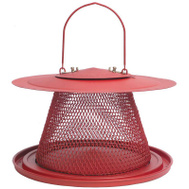 Woodstream C00322 No/No Red Cardinal Bird Feeder 2-1/2 Pounds