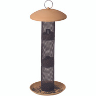 Woodstream TSS00347 Tan Straigh Bird Feeder