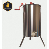 Harvest Lane Honey HONEYE-102 Honey Extractor Metal 2-Frame