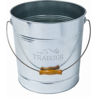 Traeger BAC430 Storage Bucket, For Use With Traeger Lid And Filter Kit, 20 Pound