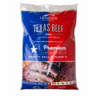 Traeger PEL328 Pellets Wd Texas Blnd Bag 20 Pound