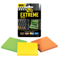 3M EXTRM33-3TRYMX Post-It Extreme Notes