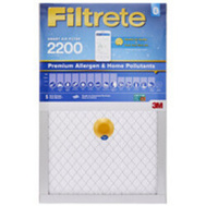 3M S-EA01-4 Filter Air 2200Mpr 16X25x1in