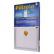 3M S-EA02-4 Filter Air 2200Mpr 20X20x1in