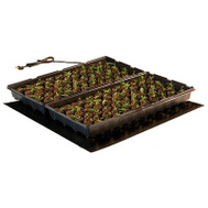Hydrofarm MT10008 20X20 Seedling Heat Mat