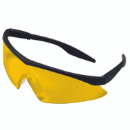 Safety Works 10021258 Safety Glasses Amber