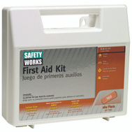 Safety Works 10049585 First Aid Kit 160 Piece
