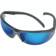 Safety Works 10083086 Essential Adjust Blue/Black Adjustable Safety Glasses Style 1144