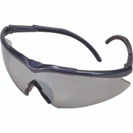 Safety Works 10083077 Essential Euro Adjust Silver/Black Adjustable Safety Glasses Style 1149