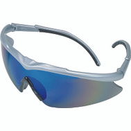 Safety Works 10083094 Essential Euro Adjust Blue/Silver Adjustable Safety Glasses Style 1150