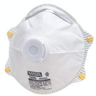 Safety Works 10103821 Dust Mask / Respirator Industrial Grade With Exhalation Valve