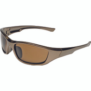 Safety Works 10105404 Glasses Sfty Brown Glaregone