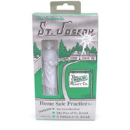 Twos Sales 101 The Authentic St. Joseph Home Sale Practice Kit With Statue