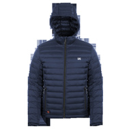 Mobile Warming MWJ19M09-06-05 Jacket Men Nvy Dn 12V Xl