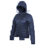 Mobile Warming MWJ18W06-06-03 Jacket Wom Nvy Dn 12V M