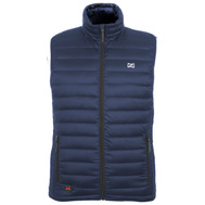 Mobile Warming MWJ19M10-06-05 Vest Men Nvy Dn 12V Xl