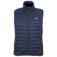 Mobile Warming MWJ19M10-06-06 Vest Men Nvy Dn 12V 2Xl